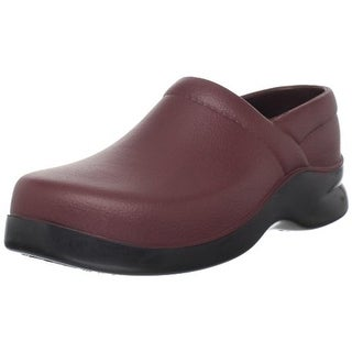 Klogs Womens Boca Textured Slip Resistant Clogs