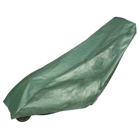 Bosmere G360 Rotary Mower Cover - 22 Inches Wide - Dark Green Polyethylene