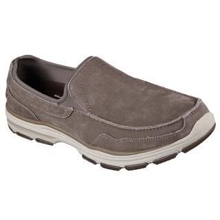 Skechers Men's Garton - Brime Khaki Casual Shoe