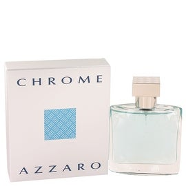 Chrome by Azzaro Eau De Toilette Spray 1.7 oz - Men