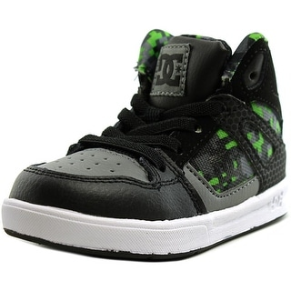 DC Shoes Rebound SE UL Toddler  Round Toe Synthetic Multi Color Skate Shoe