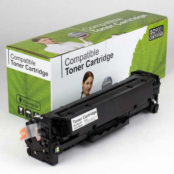 Value Brand replacement for HP 305X CE410X Black Toner (4,000 Yield)