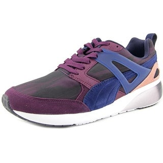 Puma Aril Fast Graphic Women Round Toe Canvas Sneakers
