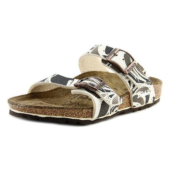 cefb899af8f9 Shop Birki s Skorpios N Open Toe Synthetic Slides Sandal - Free ...