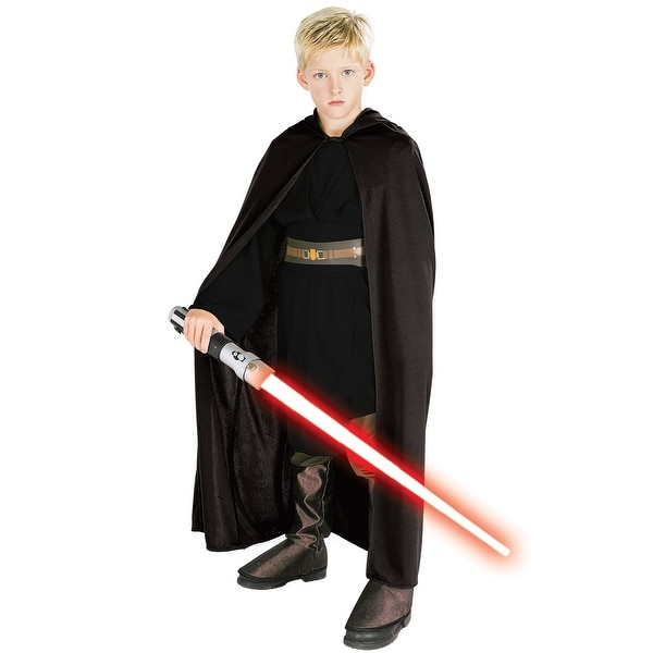 Shop Rubies Hooded Sith Robe Child Costume - Black - Free Shipping On  Orders Over  45 - Overstock.com - 15391247 593574217