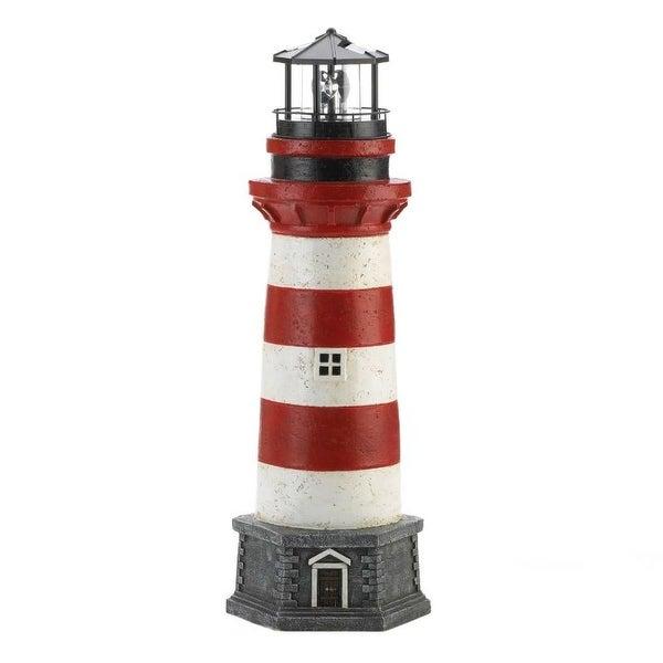 Solar Lighthouse Statue