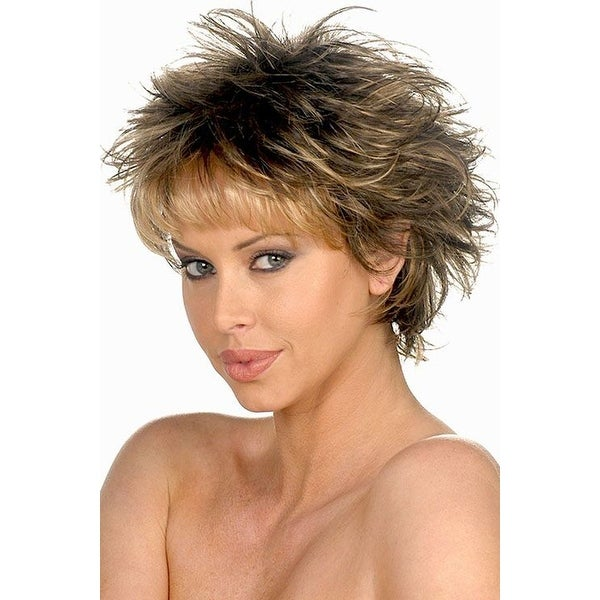 Nikki III by Belle Tress Wigs - Synthetic, Open Cap
