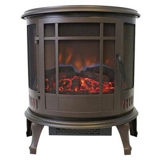 World Marketing Es4835 Claremont Electric Stove Bronz