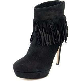 Charles David Lula Women  Round Toe Suede  Ankle Boot