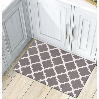 Link to Moroccan Trellis Anti Fatigue Mat Similar Items in Rugs