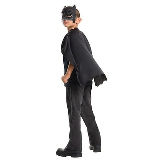Batman Cape With Mask