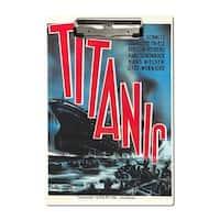 Titanic Sweden c. 1943 - Vintage Advertisement (Acrylic Clipboard)