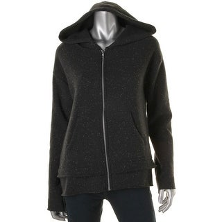 Alternative Womens Fleece Long Sleeve Hoodie - M