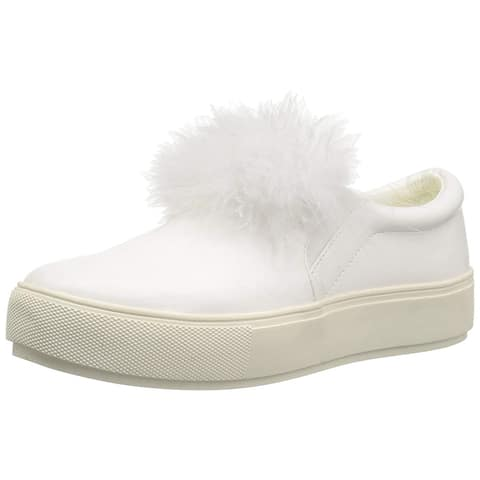Penny Loves Kenny Womens arty Low Top Slip On Fashion Sneakers
