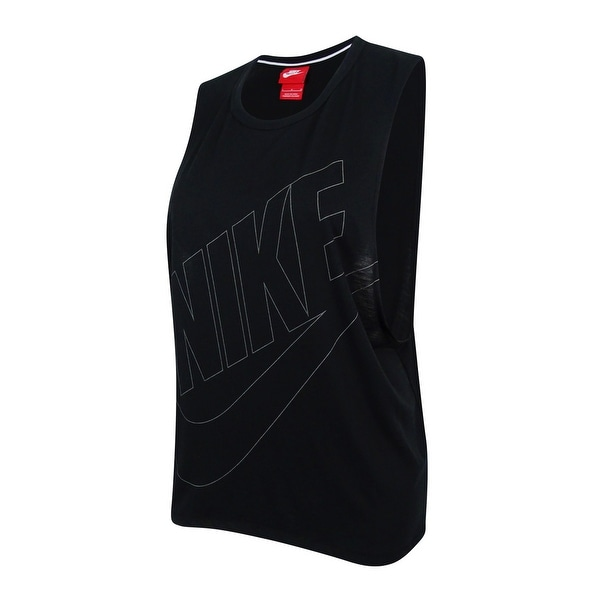 Nike Women's Graphic Muscle Tank Top