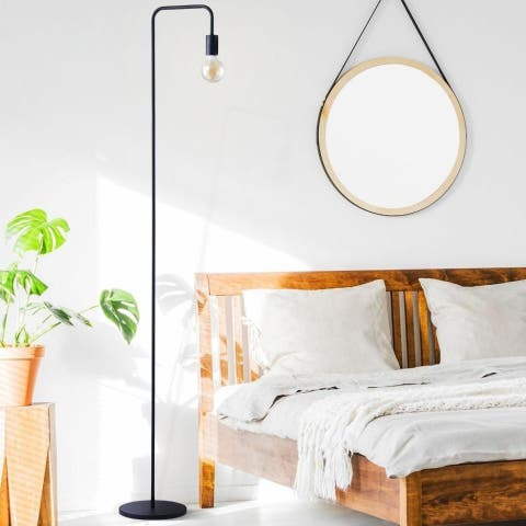 """Archiology 69.7"""" Arched Floor Lamps for Living Room"""