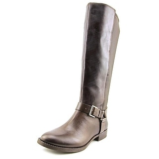 Arturo Chiang Filonna Women  Round Toe Leather  Knee High Boot