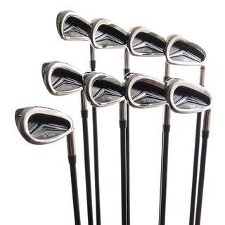 New Lynx Powertune Cavity Iron Set 4-PW,AW,SW R-Flex Graphite RH