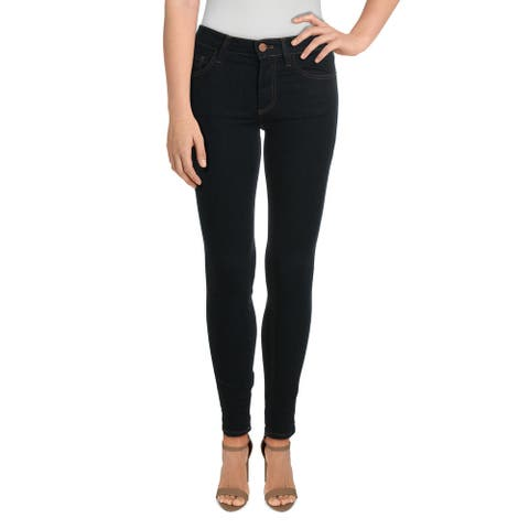 French Connection Womens Rebound Skinny Jeans High Rise Denim