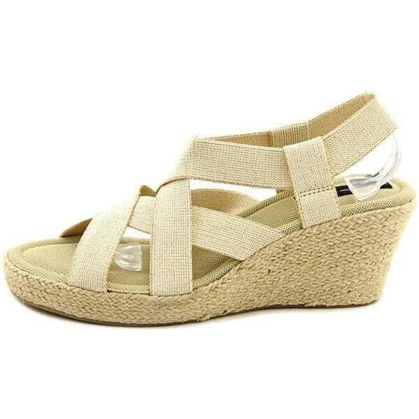 Steven by Steve Madden Womens Janenn Open Toe Casual Platform Sandals
