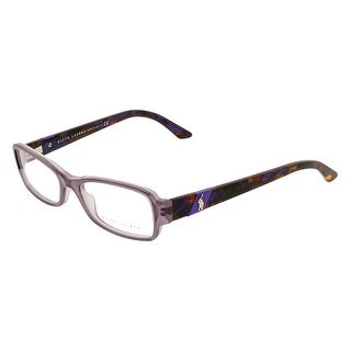 Ralph LaurenRL 6075 5306 Lilac Rectangular Optical Frame