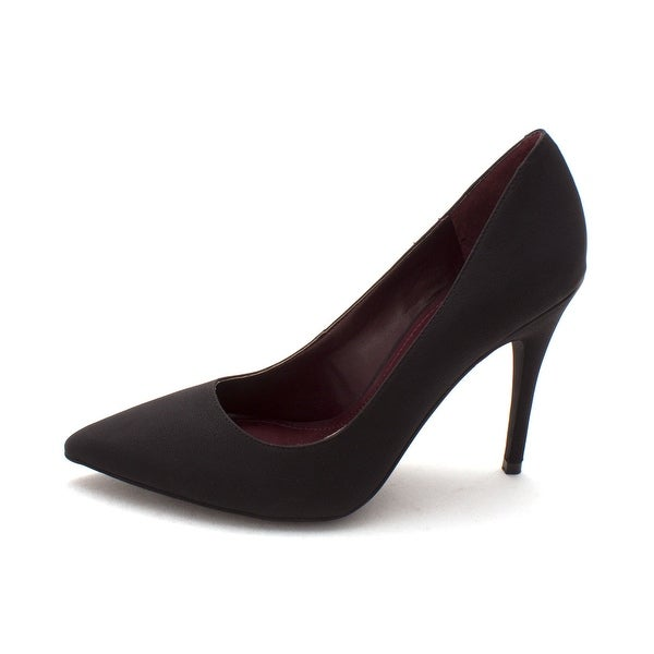 BCBGeneration Womens OSLO Leather Pointed Toe Classic Pumps - 7