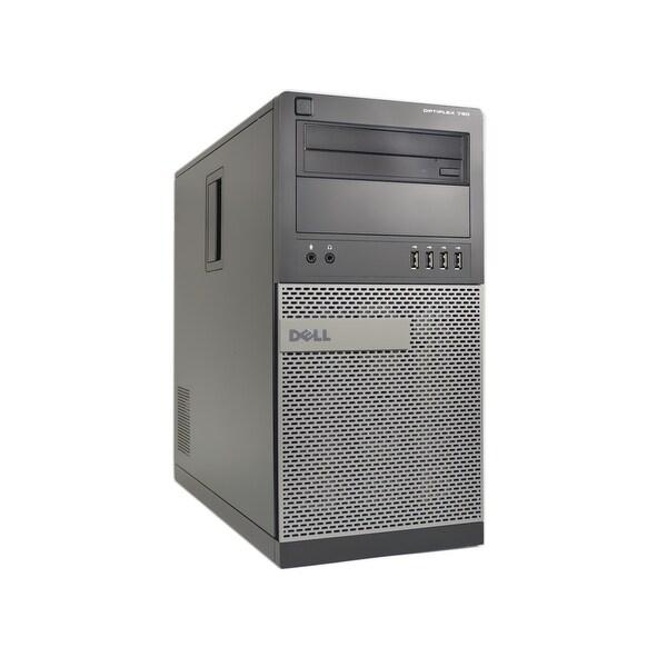 Dell Optiplex 790-T Core i5-2400 3.1GHz 8GB RAM 750GB HDD DVD-RW Windows 10 Pro PC (Refurbished)