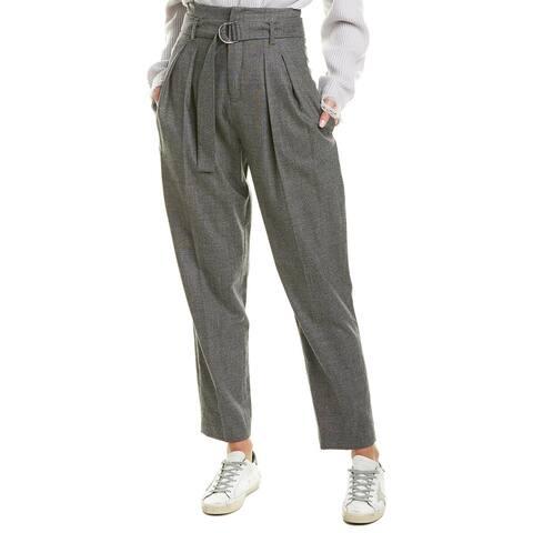 Iro Iliu Wool-Blend Pant - Grey
