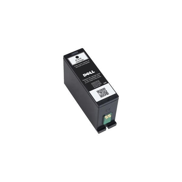 Dell MYVXX Dell Ink Cartridge - Black - Inkjet - Standard Yield - 200 Page - 1 / Pack