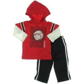 Kids Headquarters Pant Outfit Graphic Boys - 6-9 mo