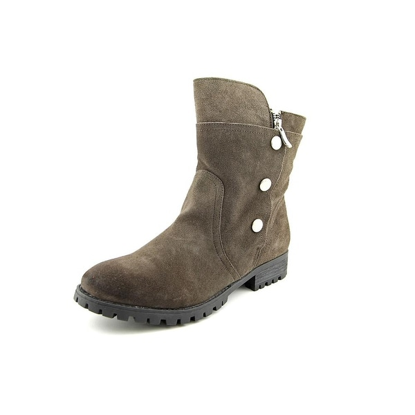 Chinese Laundry Farfetch Women Distress Grey Boots