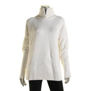 French Connection Womens Knit Turtleneck Pullover Sweater
