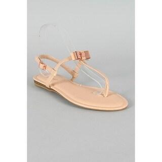 Bamboo Women Steno-58 Sandals