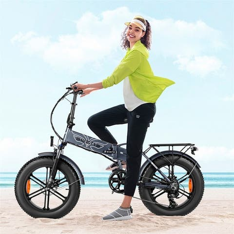 7 Speed Electric Bicycle Mountain Beach Snow Bikes Electric Scooter