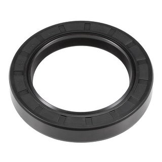 Oil Seal, TC 55mm x 78mm x 12mm, Nitrile Rubber Cover Double Lip - 55mmx78mmx12mm