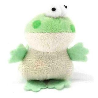 Look Whos Talking Frog Catnip Cat Toy