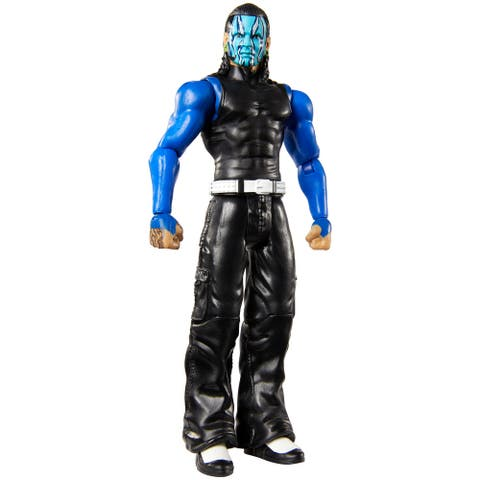 WWE Jeff Hardy Action Figure - 1.18 x 1.57 x 6.69 inches
