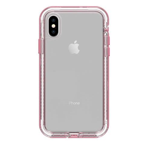 LifeProof NËXT Case for iPhone X/Xs - Cactus Rose - Pink