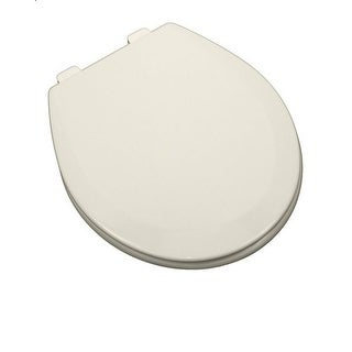 ProFlo PFTSHEC1000 Round Closed Front Toilet Seat and Lid
