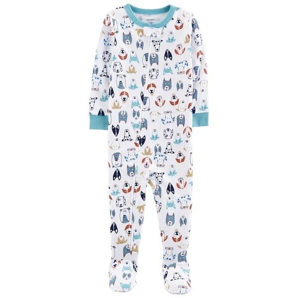 6c7367aef Shop Carter s Baby Boys  1-Piece Dog Snug Fit Cotton PJs