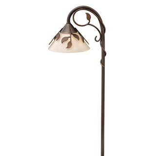 Hinkley Lighting H1508 12v 18w Solid Brass Outdoor Path Light
