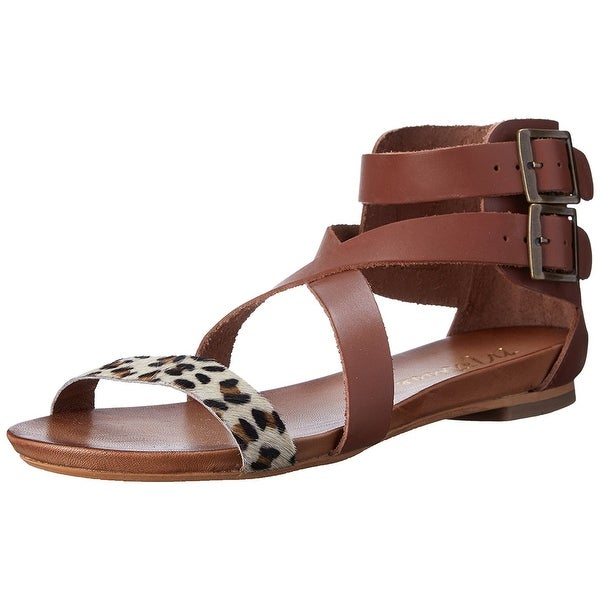 Matisse Women's Brisbane Gladiator Sandal - 7