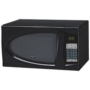 Oster CULAM930BB Oster AM930B 0.9-Cubic Feet Countertop Microwave Oven