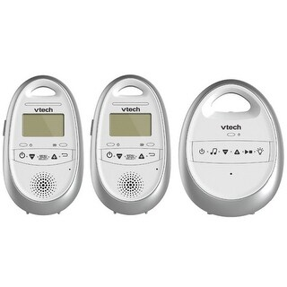 VTech DM521-2 Digital Audio Monitor with Two Parent Units