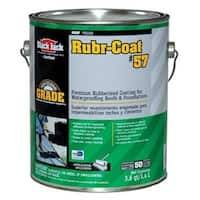 Black Jack 6080-9-34 Rubr-Coat No. 57 Premium Rubberized Coating, 3.6 quart