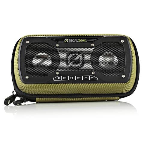 Goal Zero Rock Out 2 Wireless Rechargeable Bluetooth Speaker (Green)