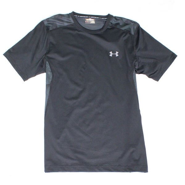 Under Armour NEW Black Mens Size Large