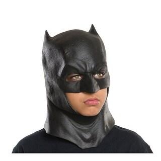 Child Dawn of Justice Batman Halloween Vinyl Mask