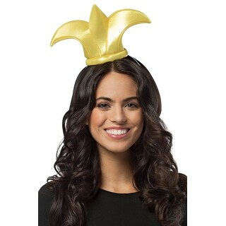 Rasta Imposta Fleur de Lis Headband Accessory - Solid