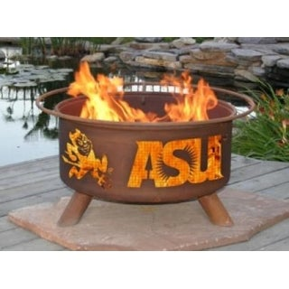 Patina Products F213 Arizona State University Fire Pit - bronze